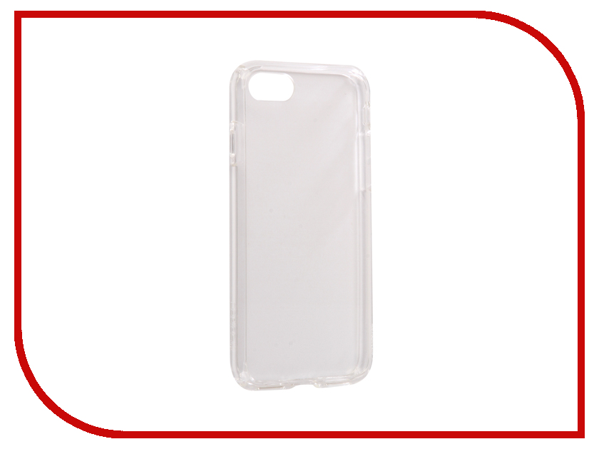 аксессуар чехол spigen airskin для apple iphone 7 plus transparent mat 043cs20499 Аксессуар Чехол Spigen Ultra Hybrid для APPLE iPhone 7 / 8 Transparent 042CS20443