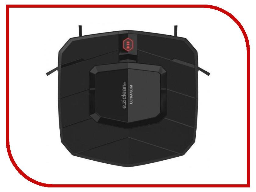 Пылесос-робот E.ziclean Ultra Slim V2 Black