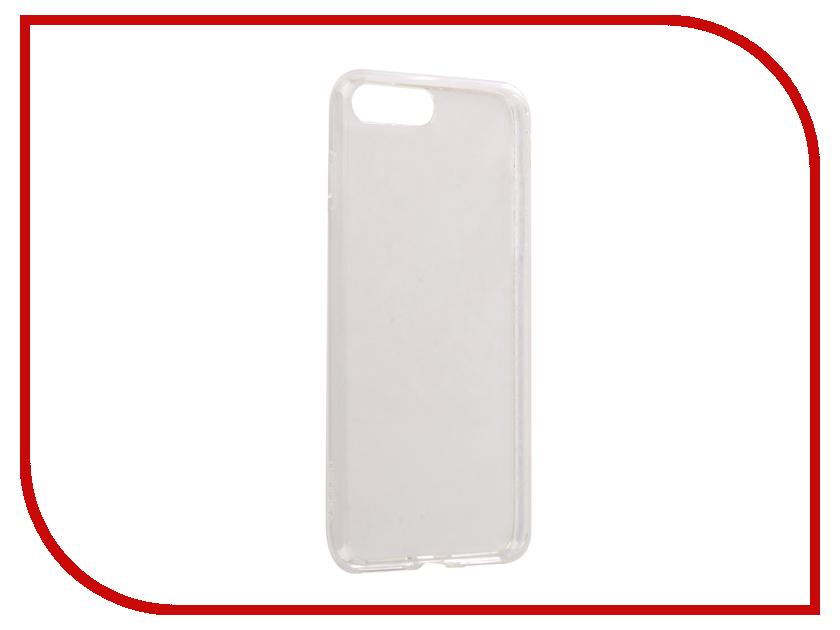 Аксессуар Чехол Spigen Liquid Crystal Shine для APPLE iPhone 7 / 8 Plus Transparent 043CS20961 чехол накладка 620023 iphone 6 plus lims sgp spigen стиль 4