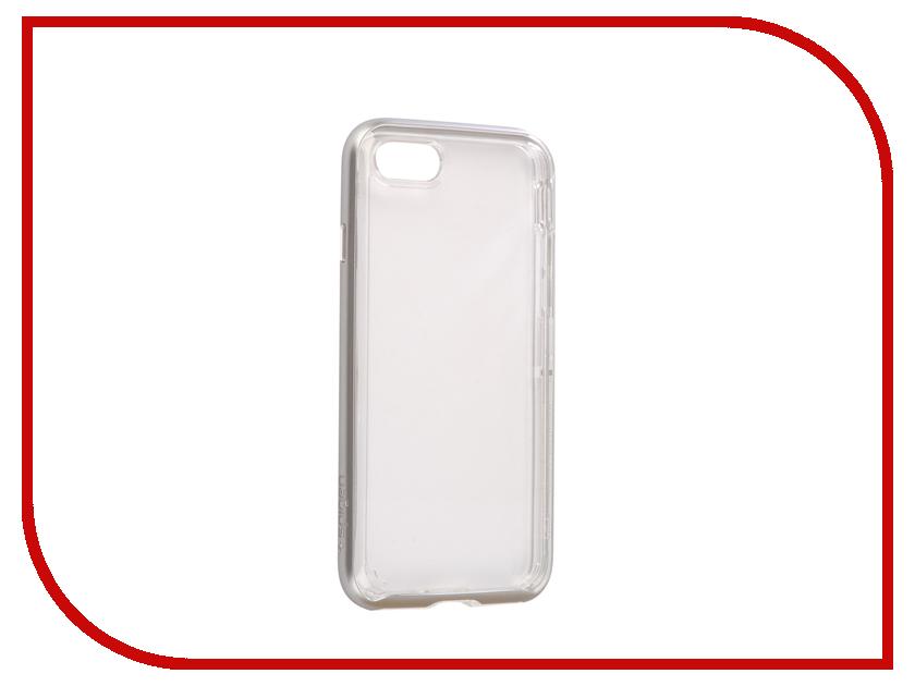 Аксессуар Чехол Spigen Neo Hybrid Crystal 2 для APPLE iPhone 7 / 8 Silver 054CS22365 neo hybrid