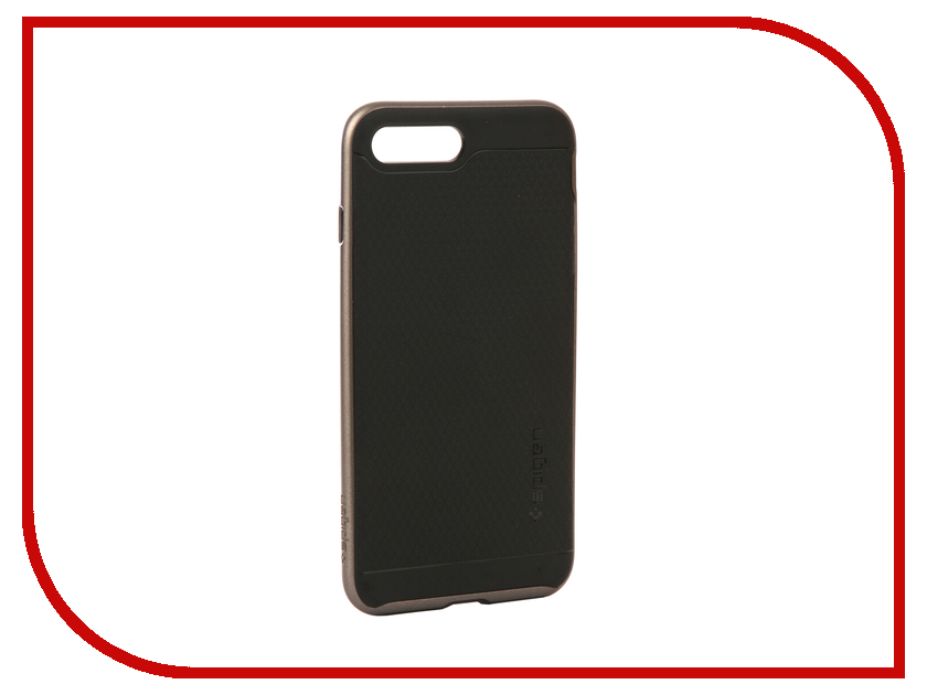 Аксессуар Чехол Spigen Neo Hybrid 2 для APPLE iPhone 7 / 8 Plus Steel 055CS22373 чехол накладка iphone 6 plus lims sgp spigen стиль 7 620026