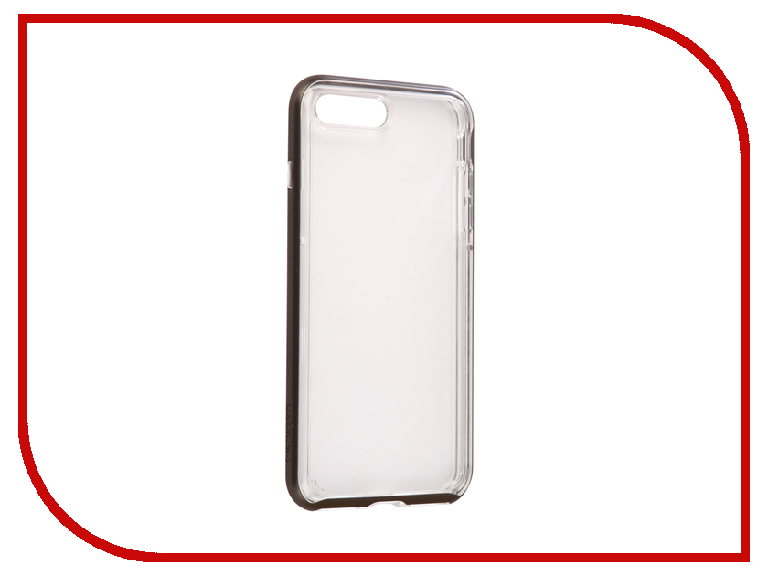 аксессуар чехол spigen airskin для apple iphone 7 plus transparent mat 043cs20499 Аксессуар Чехол Spigen Neo Hybrid Crystal 2 для APPLE iPhone 7 / 8 Plus Steel 055CS22368