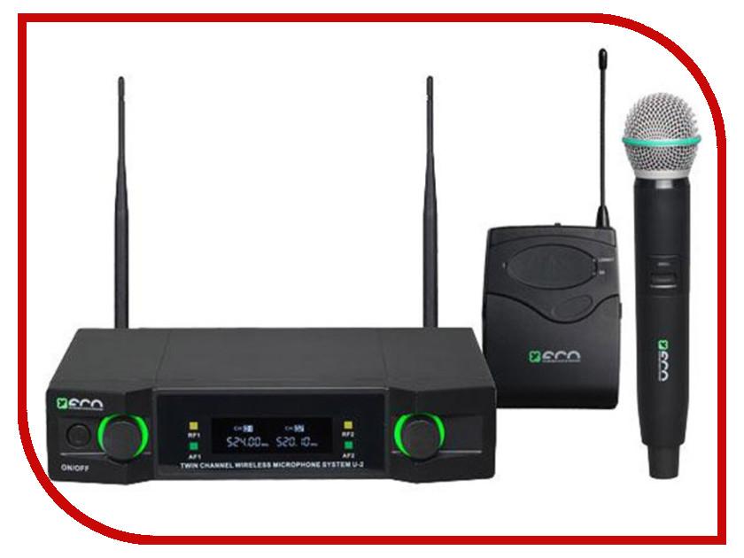 Радиосистема Eco by Volta U-2X (490.21/629.40) 00-15977 volta dm b58 sw