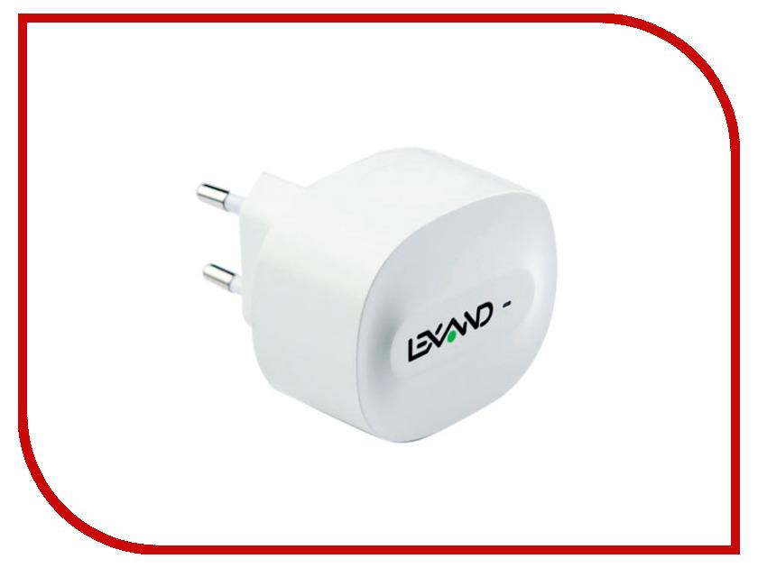 Зарядное устройство Lexand LP-602 2xUSB White навигатор lexand sa5 hd