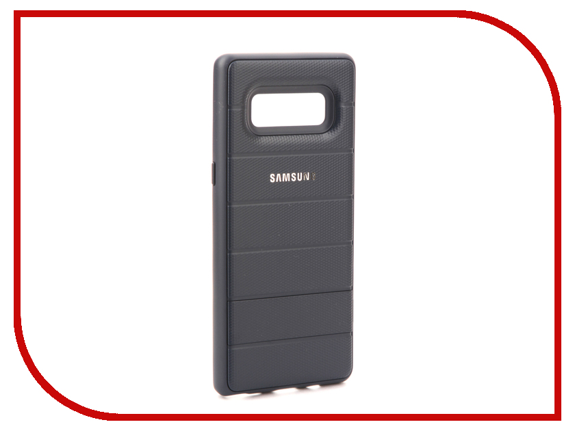 Аксессуар Чехол Samsung Galaxy Note 8 Protective Standing Cover Dark Blue EF-RN950CNEGRU protective aluminum alloy pc back case for samsung galaxy note 3 n9000 more red black