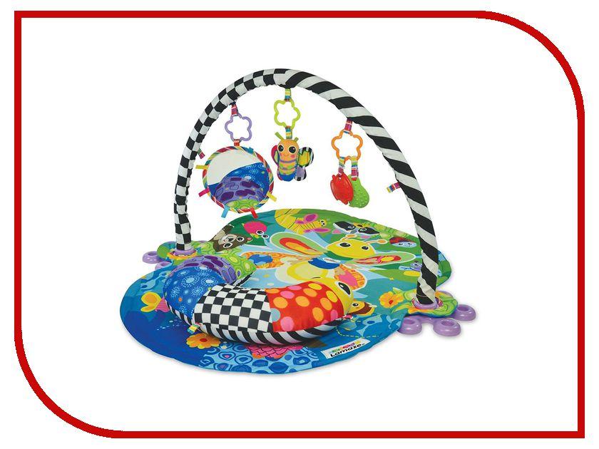 Развивающий коврик Tomy Lamaze Светлячок Фредди LC27170 игрушка tomy lamaze леопардик мурр l27563