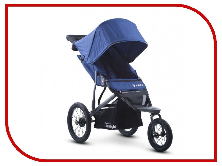 Коляска Joovy Zoom 360 Ultralight Blue 8060