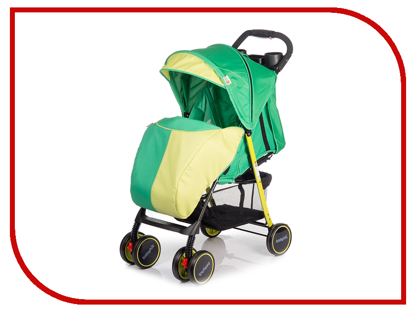 Коляска BabyHit Simpy Green