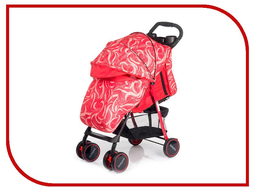 Коляска BabyHit Simpy Red
