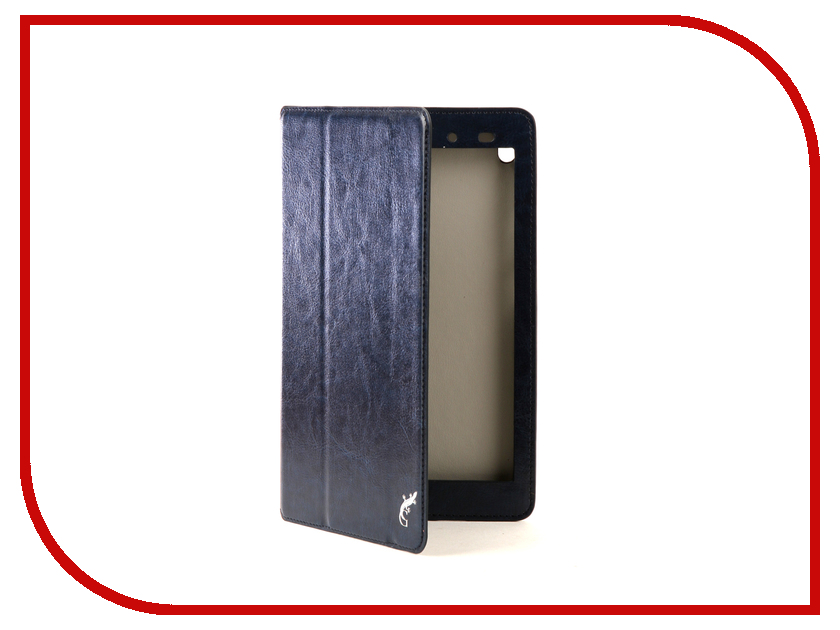 Аксессуар Чехол для Lenovo Tab 4 Plus 8.0 TB-8704X G-Case Executive Dark Blue GG-865 qiaobao 100