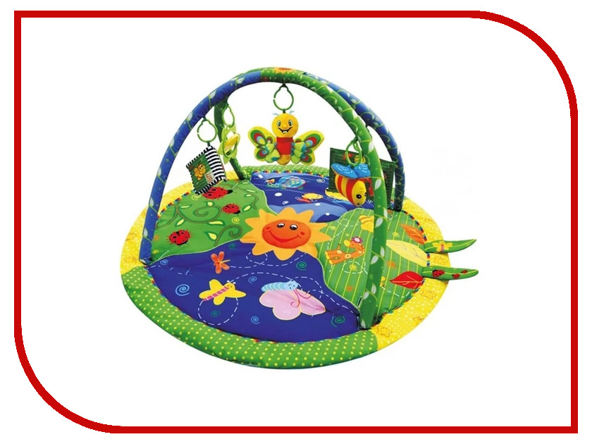 Развивающий коврик BabyHit Beautiful Garden PM-02