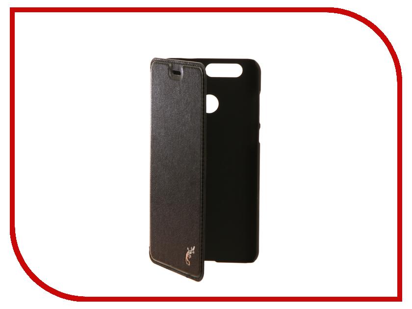 Аксессуар Чехол Huawei Nova 2 Plus G-Case Slim Premium Black GG-861 аксессуар чехол asus zenfone 2 ze500cl g case slim premium black gg 630