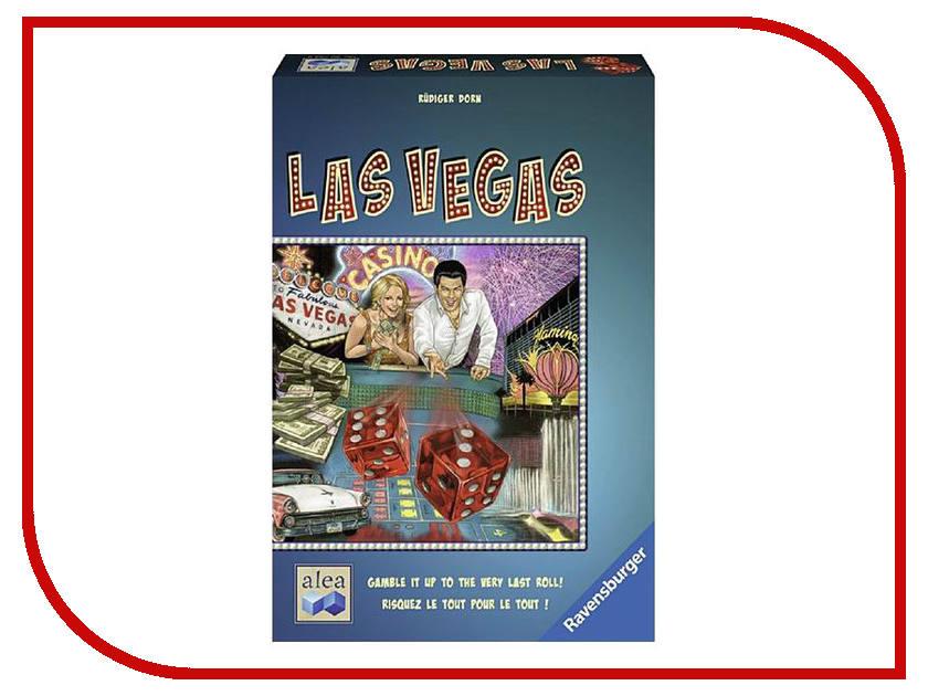Настольная игра Ravensburger Лас Вегас 26613 настольные игры ravensburger настольная игра лас вегас
