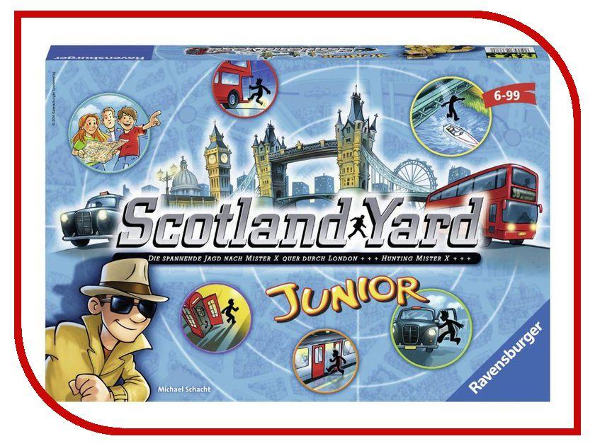 Настольная игра Ravensburger Скотланд ярд 26583 / 21162 ravensburger настольная игра фигурикс ravensburger