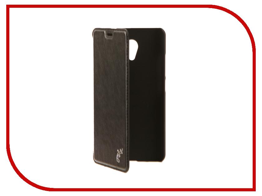 Аксессуар Чехол для Meizu M5C G-Case Slim Premium Black GG-860