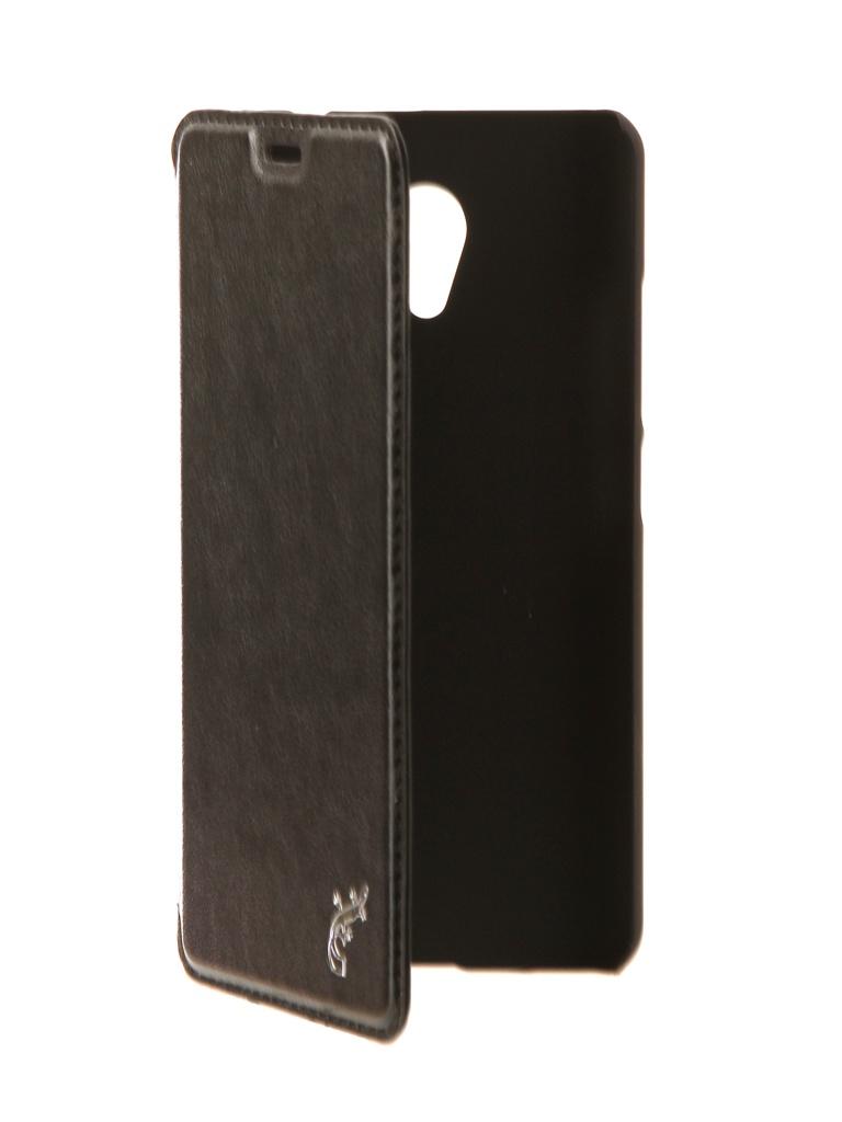 Чехол G-Case для Meizu M5C Slim Premium Black GG-860