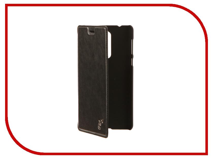 Аксессуар Чехол для Nokia 8 G-Case Slim Premium Black GG-856