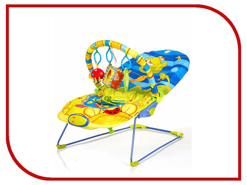 Кресло-шезлонг BabyHit Happy Frog BR-02