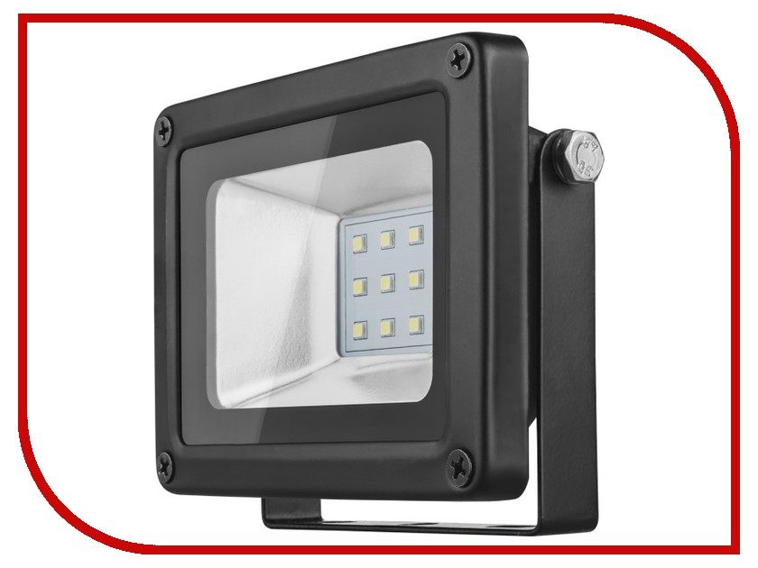 Лампа ОнЛайт 61 145 OFL-10-GREEN-BL-IP65-LED