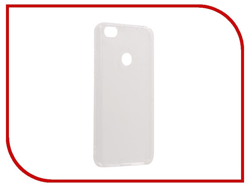 все цены на Аксессуар Чехол Xiaomi Redmi Note 5A Svekla Silicone Transparent SV-XIREDN5A-WH онлайн