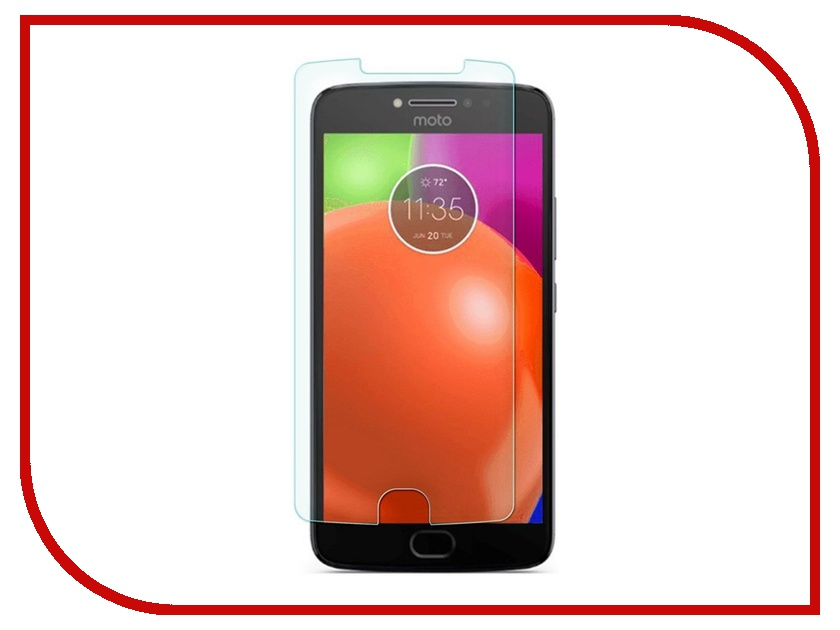 Аксессуар Защитное стекло Motorola Moto E4 XT1768 Svekla ZS-SVMTMOTOE4 zs svlgk350e svekla