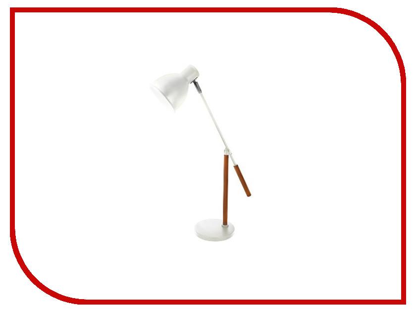 Настольная лампа Camelion KD-333 C01 White лампа настольная camelion kd 017bс02