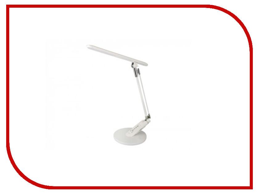 Настольная лампа Camelion KD-816 C01 White лампа настольная camelion kd 017bс02