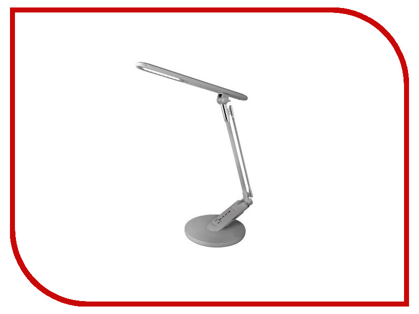 Настольная лампа Camelion KD-816 C03 Silver лампа настольная camelion kd 017bс02