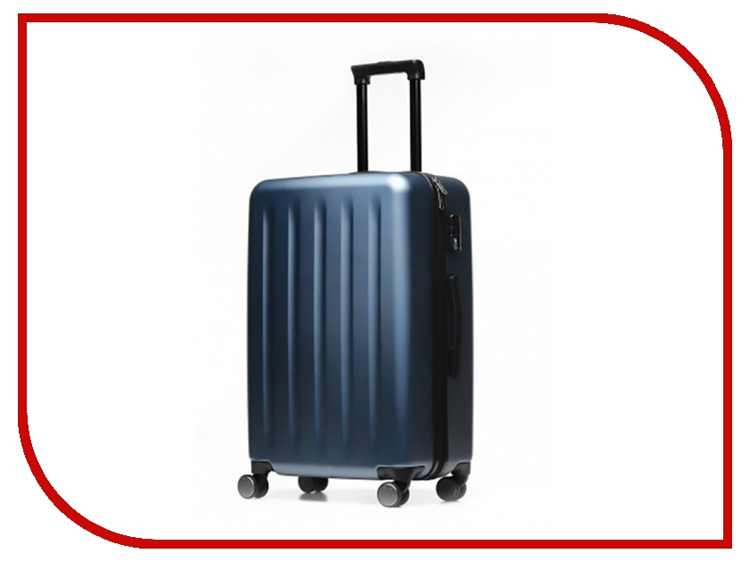 Чемодан Xiaomi Mi Trolley 90 Points 24 61x41x25cm 64L Blue