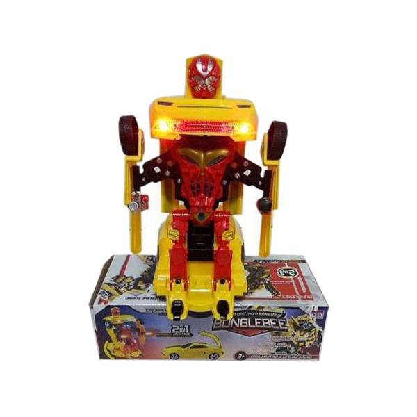 Игрушка Shantou Gepai / Наша игрушка Трансформер Робот-машина 635452