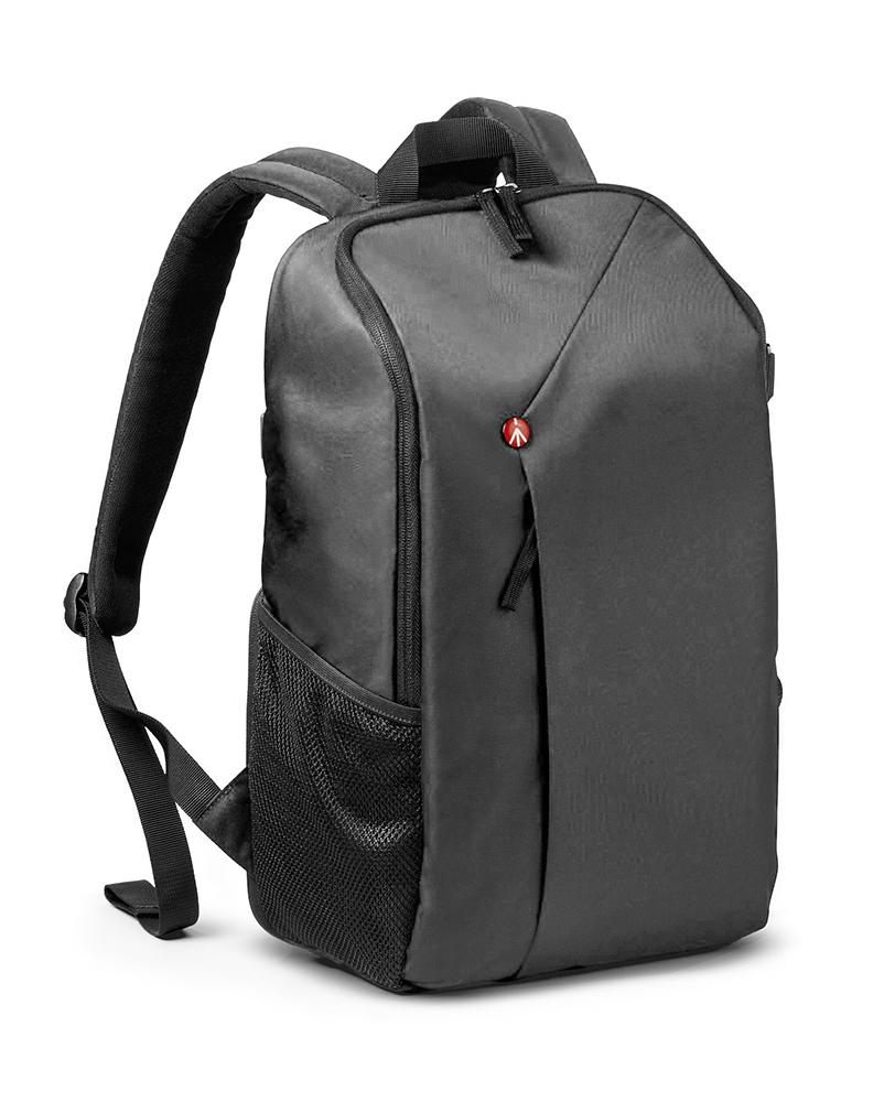 Manfrotto MB NX-BP-GY Grey manfrotto backpack for dslr camera mb nx bp vbu blue