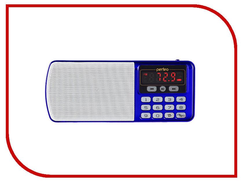Радиоприемник Perfeo i120 Blue