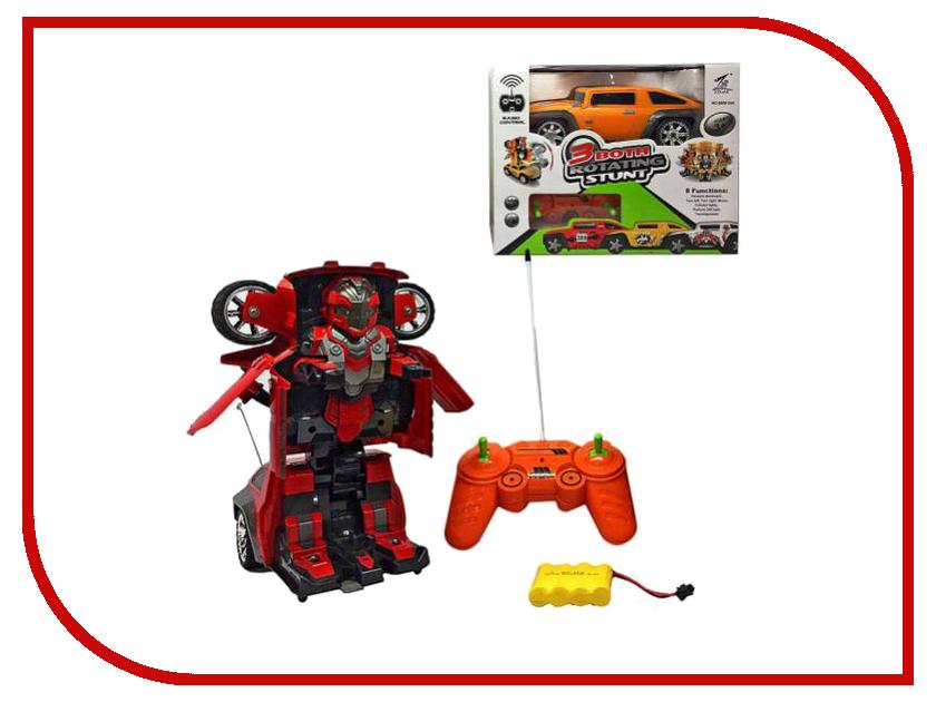 Игрушка Shantou Gepai Машина-трансформер 635530 игрушка shantou gepai машина перевертыш 666 858
