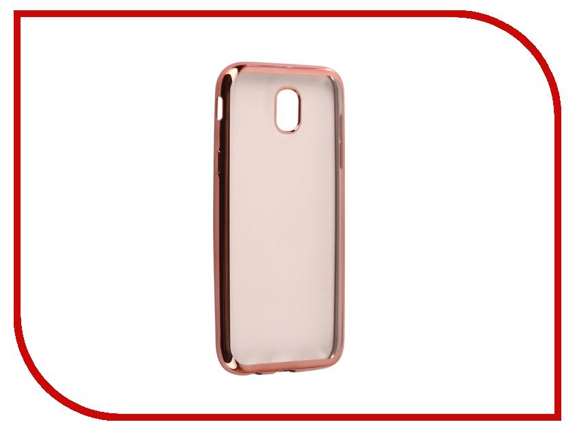Аксессуар Чехол Samsung Galaxy J5 2017 J530F Svekla Flash Silicone Pink Frame SVF-SGJ530F-PINK аксессуар чехол samsung galaxy j2 prime g532f svekla flash silicone black svf sgg532f bl