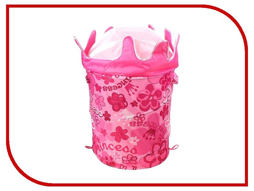 Корзина для игрушек Shantou Gepai / Наша игрушка Принцесса J-43 45x50cm корзина для игрушек a01451 собака avanti