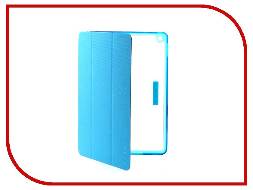 Аксессуар Чехол для APPLE iPad 2017 Incipio Octane Pure Transparent-Light Blue IPD-386-CYN стоимость
