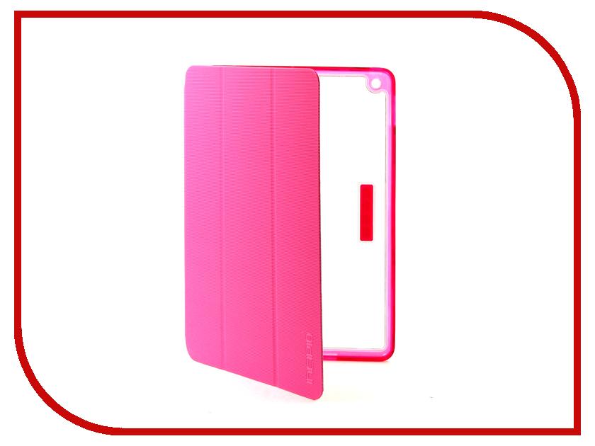 Аксессуар Чехол Incipio Octane Pure для APPLE iPad 2017 Transparent-Pink IPD-386-PNK