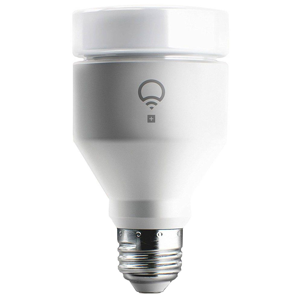 Лампочка LIFX + Smart Light Bulb E27 75W LHA19E27UC10P