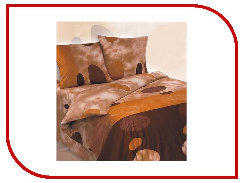 Постельное белье Экзотика Солярис Комплект Евро Сатин постельное белье экзотика реноме комплект евро сатин