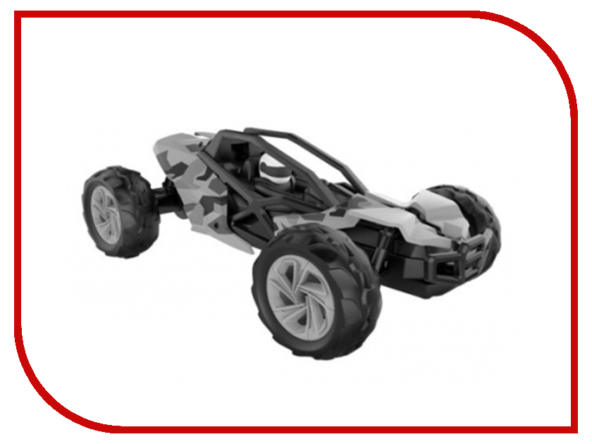 Игрушка Пламенный мотор Багги ПМ-007 Gray Khaki 870268