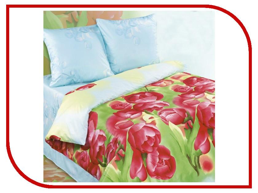 Постельное белье Экзотика 424 Комплект 2 спальный Сатин постельное белье рагнеда сатин 2 спальный