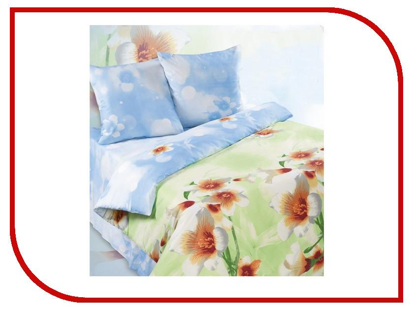 Постельное белье Экзотика 393 Комплект 2 спальный Сатин постельное белье рагнеда сатин 2 спальный