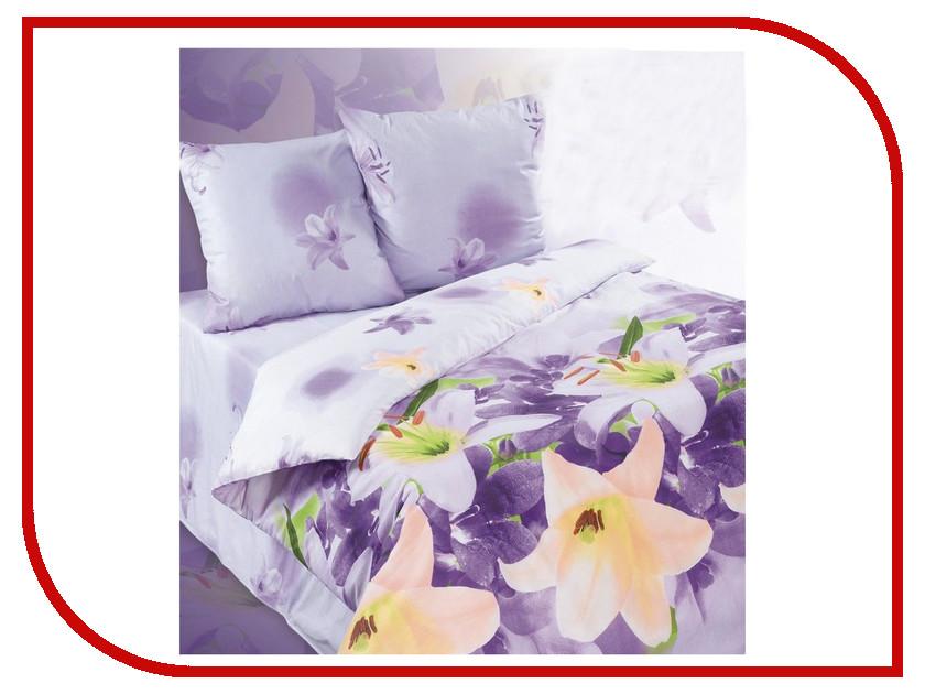 Постельное белье Экзотика 390 Комплект 2 спальный Сатин постельное белье рагнеда сатин 2 спальный