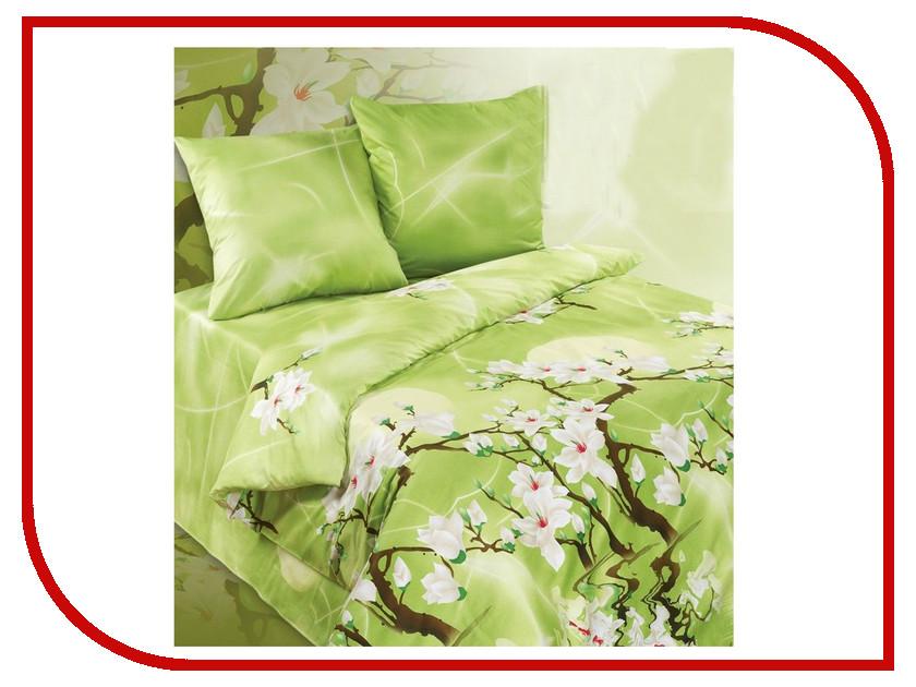 Постельное белье Экзотика 336 Комплект 2 спальный Сатин постельное белье рагнеда сатин 2 спальный