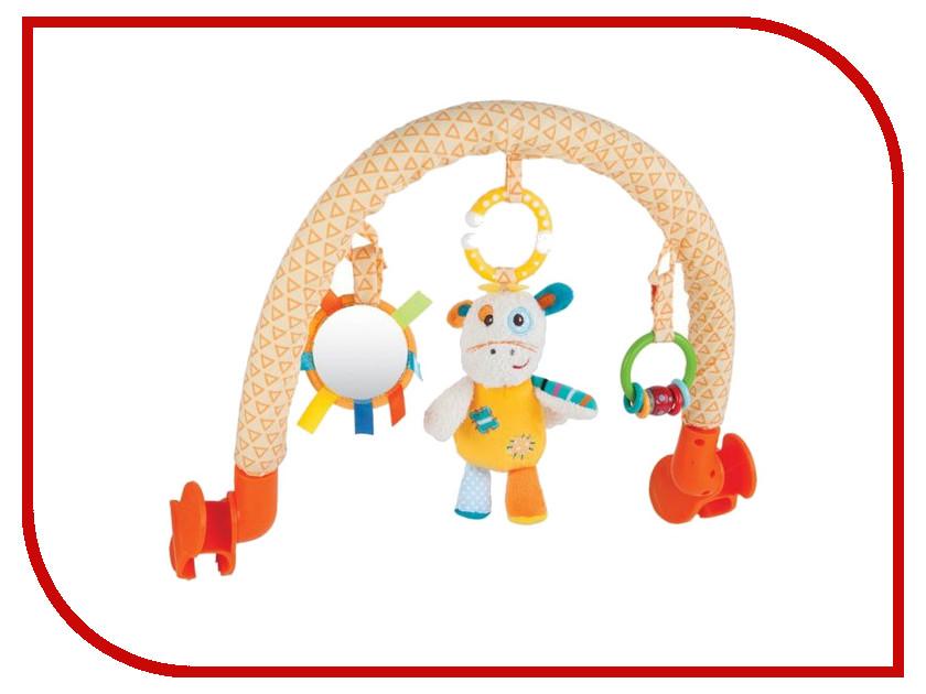Игрушка Жирафики Дуга с погремушкой Дэнни 939388 развивающая игрушка жирафики подвеска коровка с погремушкой 93819