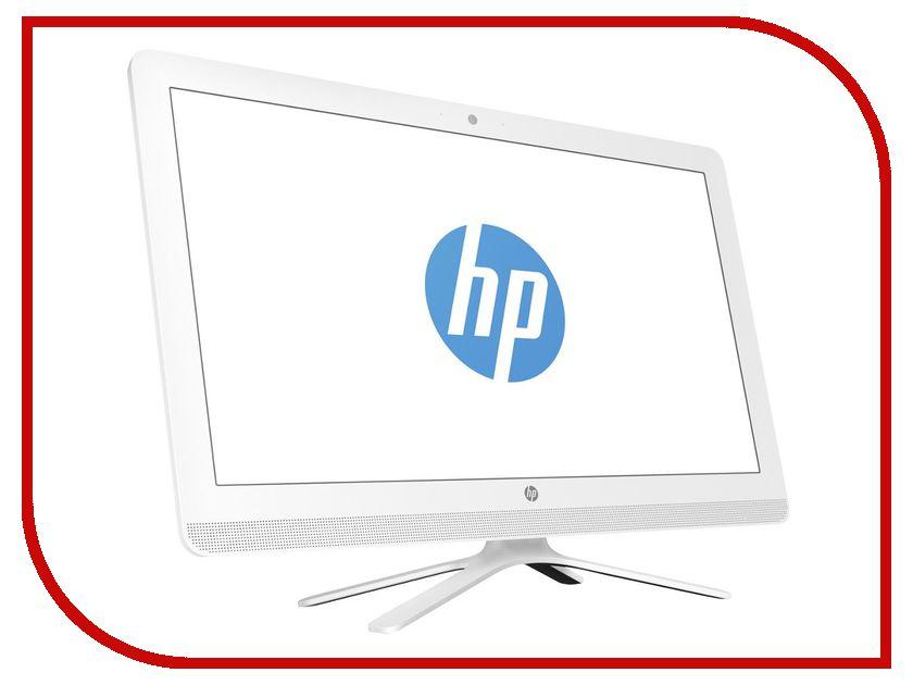 Моноблок HP 24-g033ur X1A78EA (Intel Core i3-6100U 2.3 GHz/8192Mb/1000Gb/DVD-RW/Intel HD Graphics/Wi-Fi/Cam/23.8/1920x1080/Windows 10)