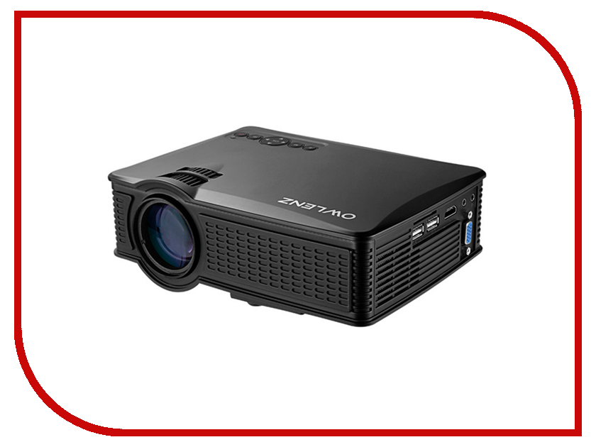 Проектор Unic SD50+ Black проектор sim2 lumis 20 t1 black