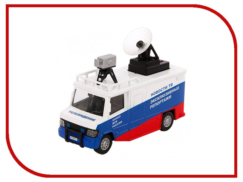 Машина Пламенный мотор Телевидение 870063 машинка пламенный мотор внедорожник 87593