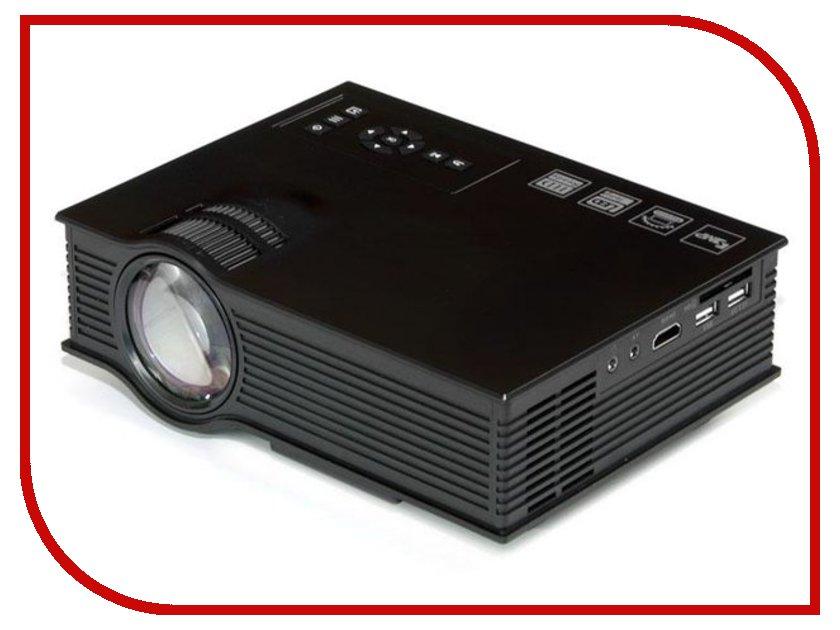Мультимедийные проекторы UC 40+  Проектор Unic UC 40+ Black