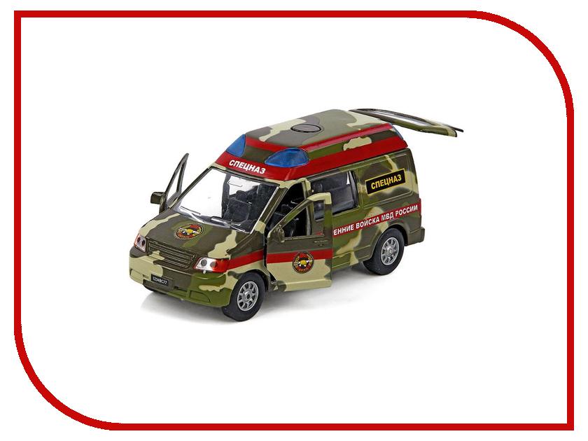 Машины 870076  Машина Пламенный мотор Спецназ ВВ МВД России 870076